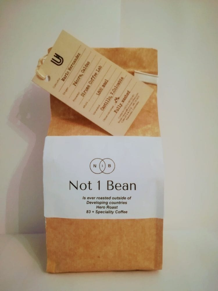 Not 1 Bean Ltd