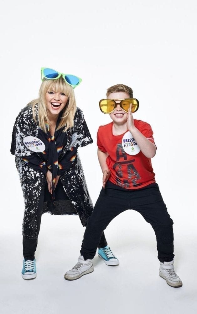 Kate Thornton_Dressed by the kids
