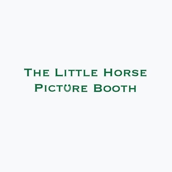 Little Horse Picture Booth logo