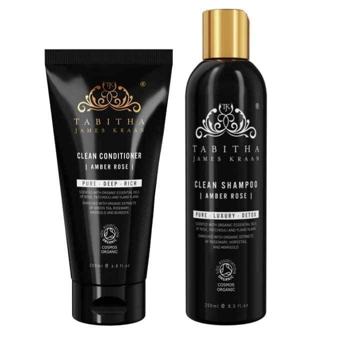 Tabitha James Kraan Clean Shampoo and Conditioner
