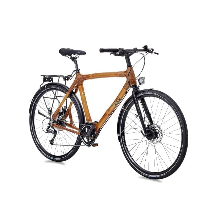 my Tano Deore Bamboo Bike