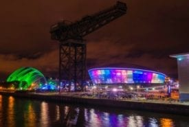 SSE Hydro and SECC Armadillo, Glasgow – the venue for COP26