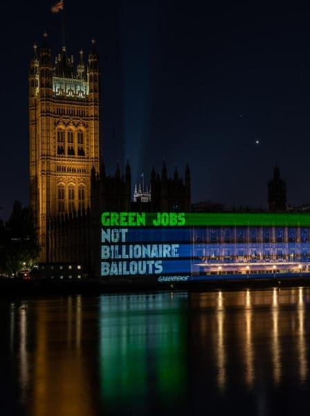 Green jobs projection
