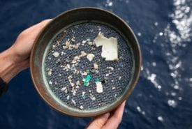 Solutions to ocean plastic