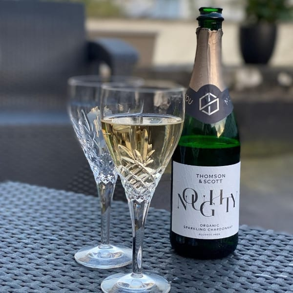 Noughty Alcohol-Free Organic Sparkling Wine