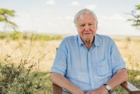 Attenborough joins Instagram