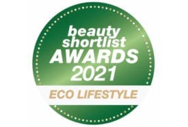Beauty Shortlist Eco Lifestyle Awards 2021
