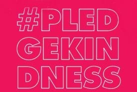 Pledge kindness